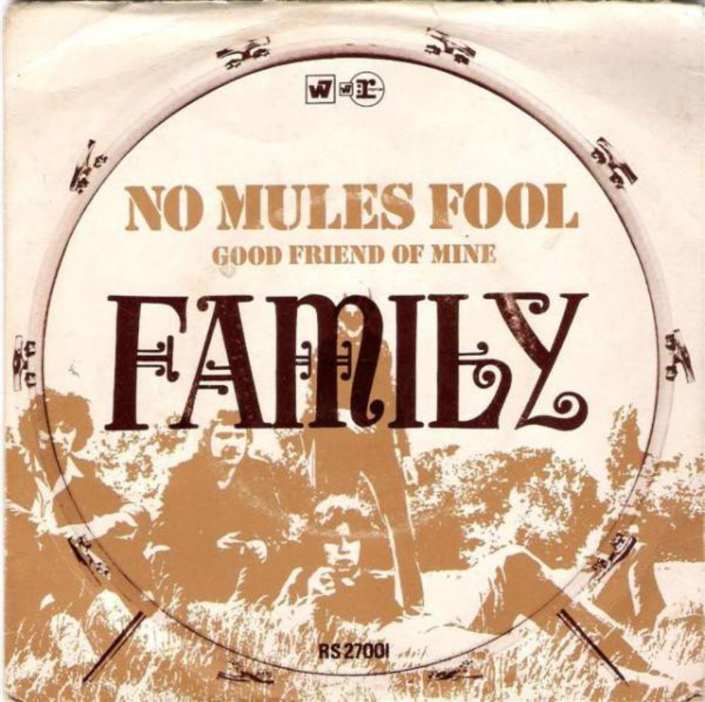 Family - No Mule's Fool CD (album) cover