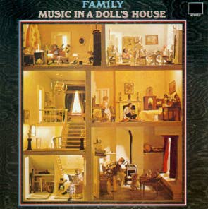 Family Music In A Doll's House album cover