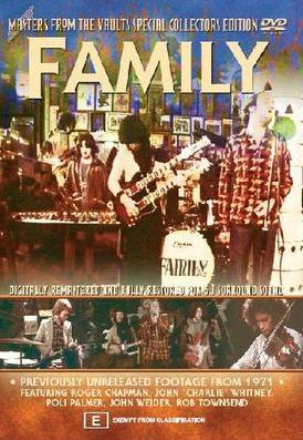 Family Family - Masters From The Vaults album cover