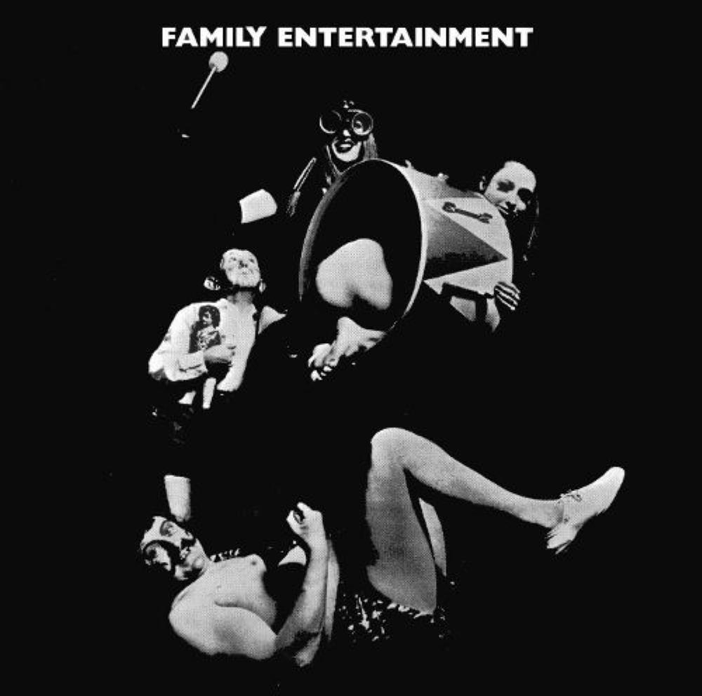 Family - Family Entertainment CD (album) cover