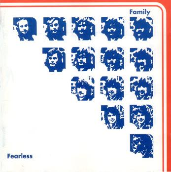 Family Fearless album cover