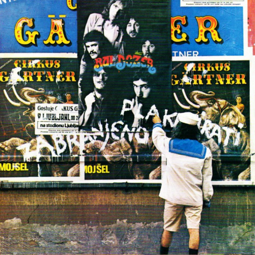 Zabranjeno Plakatirati by BULDOZER album cover