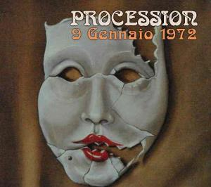 Procession - 9 Gennaio 1972 CD (album) cover
