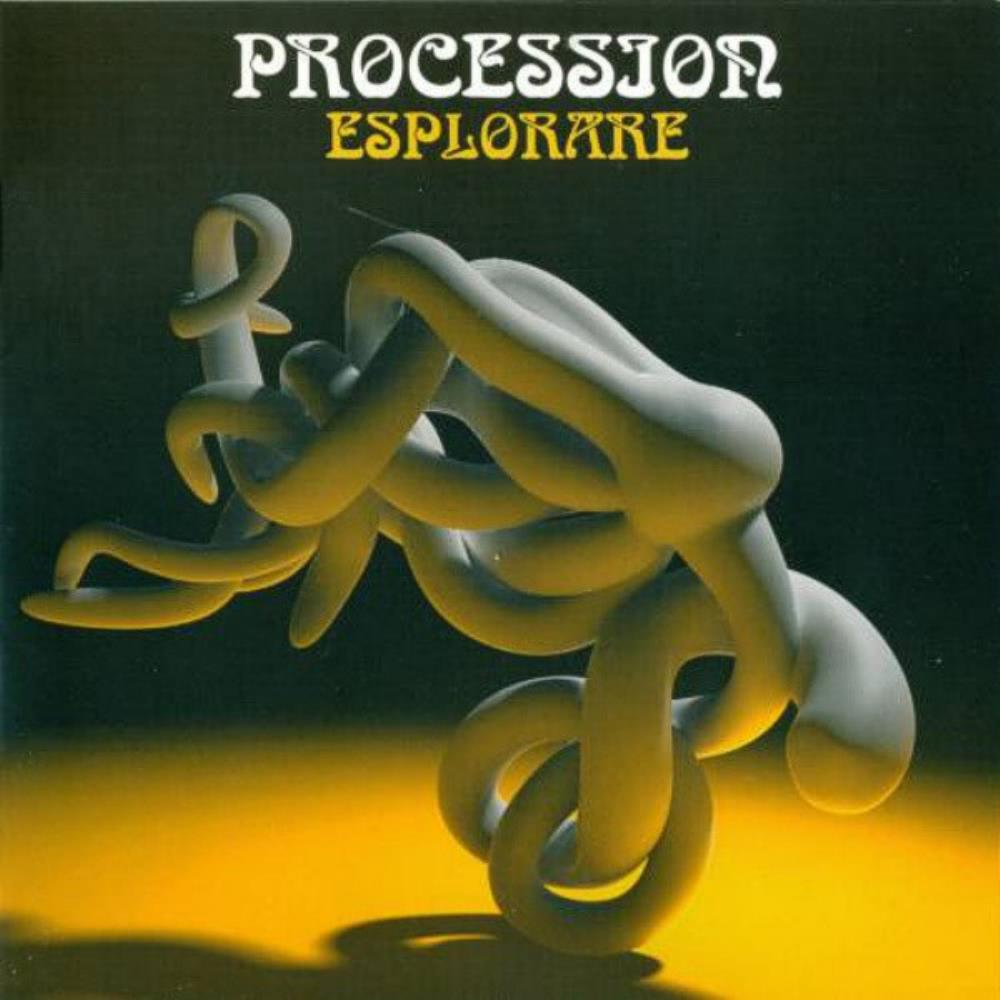 Procession - Esplorare CD (album) cover