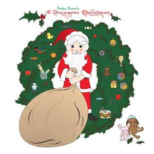 John Zorn A Dreamers Christmas album cover