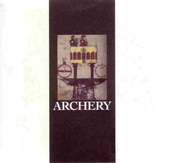 John Zorn Archery album cover
