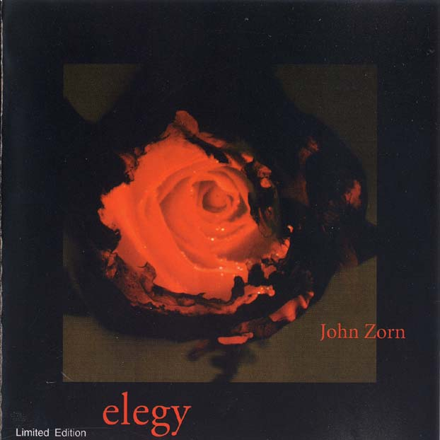 John Zorn - Elegy CD (album) cover