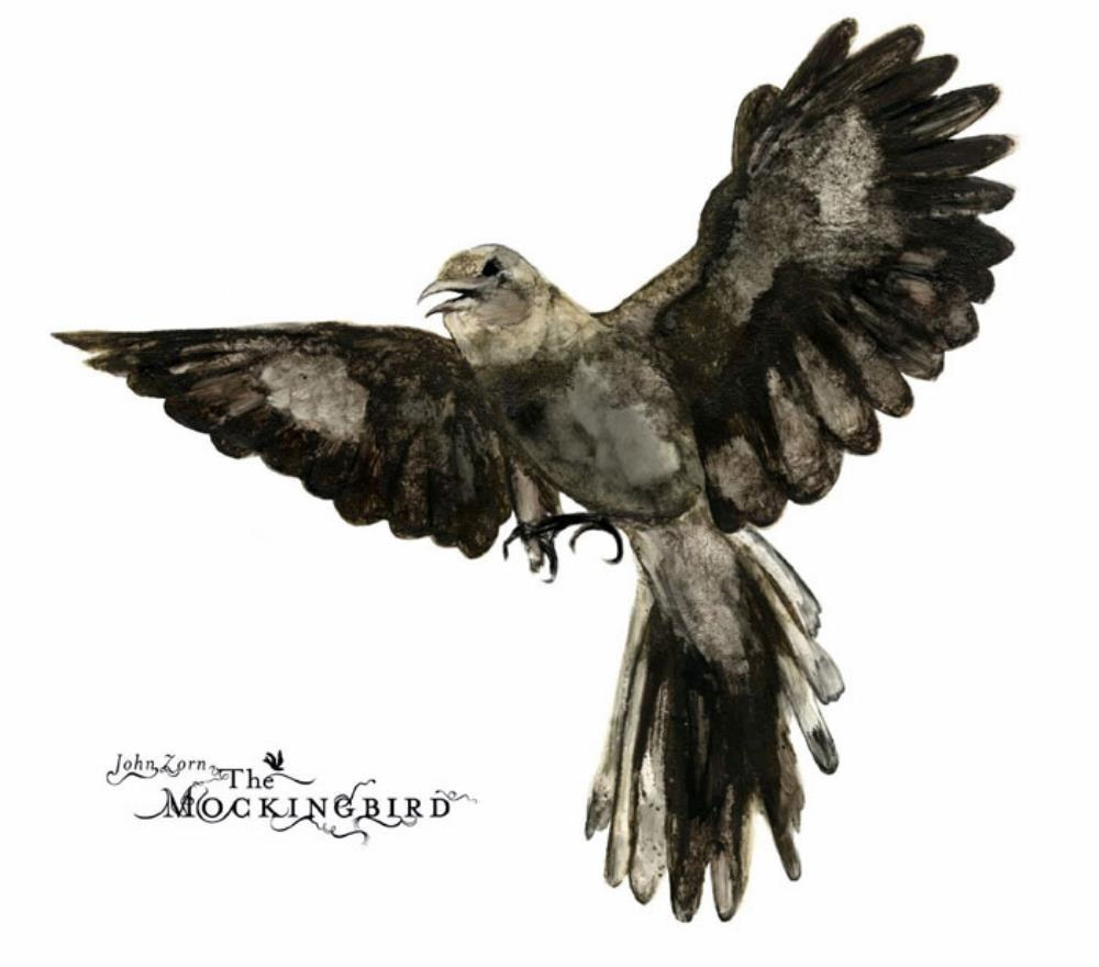 John Zorn - The Mockingbird CD (album) cover