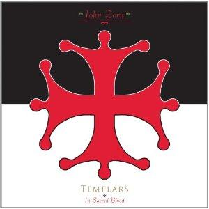 John Zorn Templars-In Sacred Blood album cover