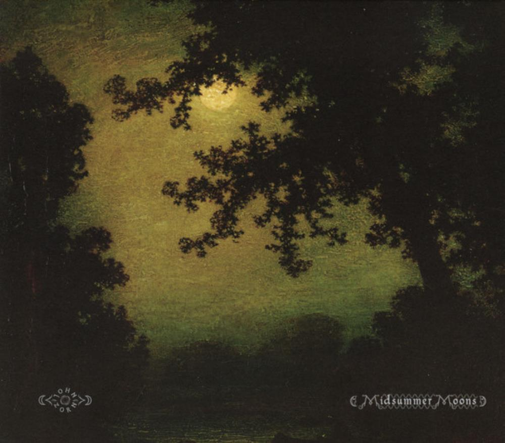 Midsummer Moons by ZORN, JOHN album cover