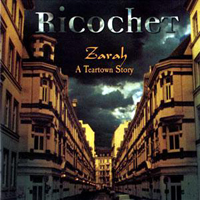 Zarah - A Teartown Story by RICOCHET album cover