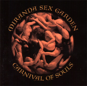 Carnival of Souls by MIRANDA SEX GARDEN album cover