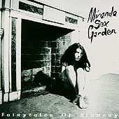 Miranda Sex Garden - Fairytales of Slavery CD (album) cover