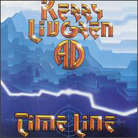 Kerry Livgren - Time Line CD (album) cover