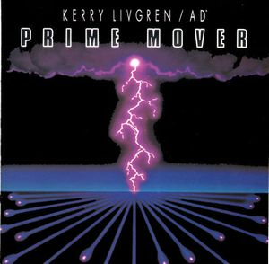 Kerry Livgren Prime Mover album cover