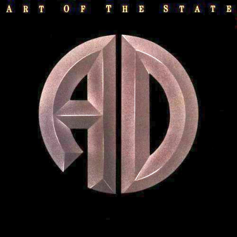 Kerry Livgren - AD: Art Of The State CD (album) cover