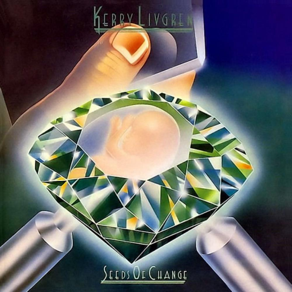 Seeds Of Change by LIVGREN, KERRY album cover