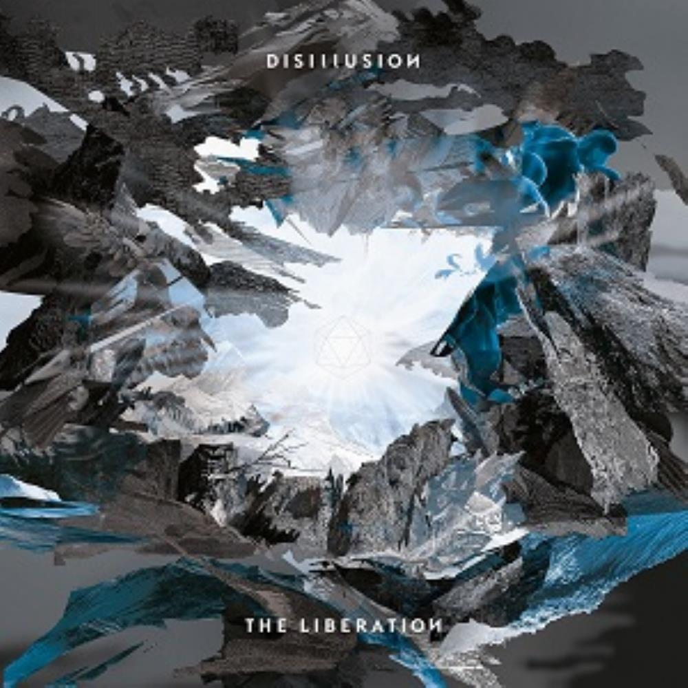 Disillusion - The Liberation CD (album) cover