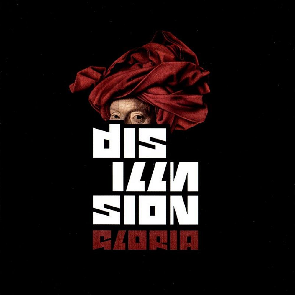 Gloria by DISILLUSION album cover