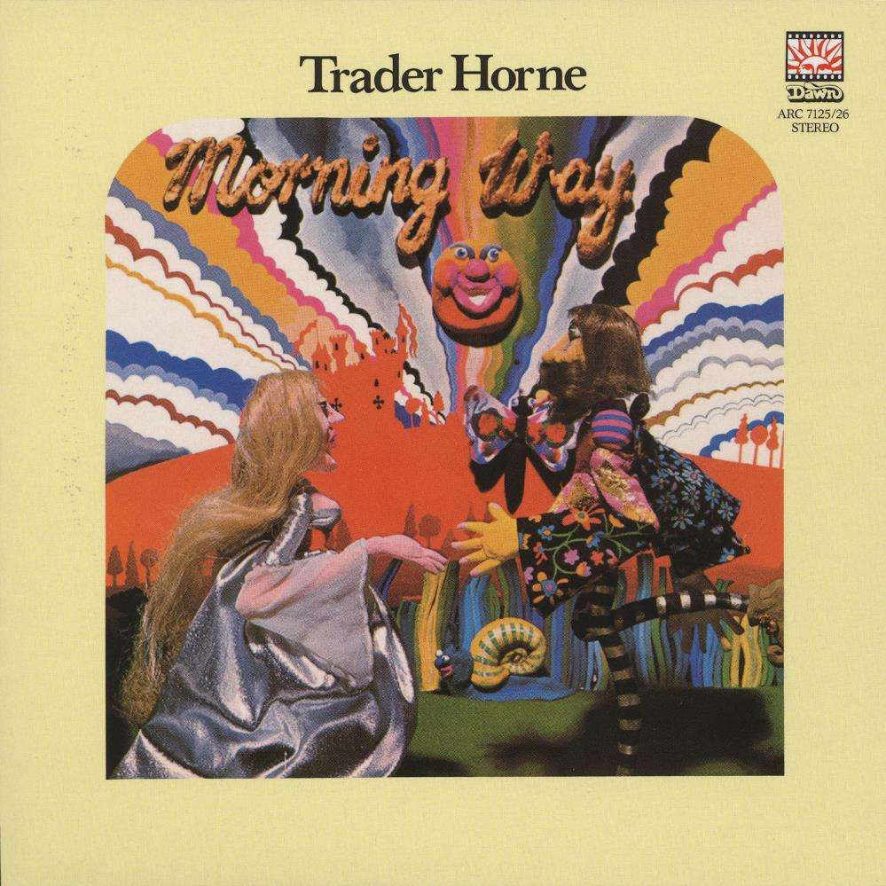 Trader Horne - Morning Way CD (album) cover