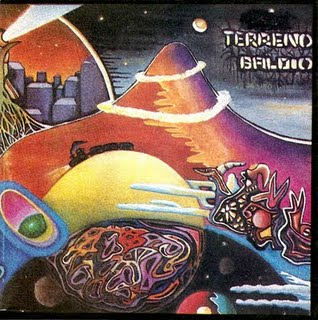 Empty Lot [English language re-recording of first album] by TERRENO BALDIO album cover