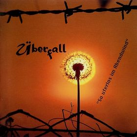 So Uferlos Im Abendwind by �BERFALL album cover