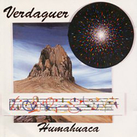 Willy Verdaguer Humahuaca album cover