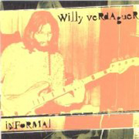 Willy Verdaguer - Informal CD (album) cover