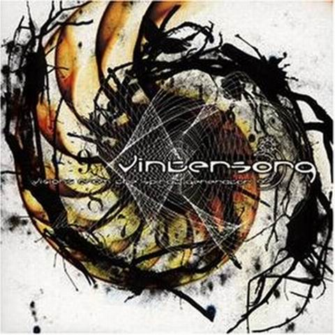 Vintersorg Visions From The Spiral Generator album cover
