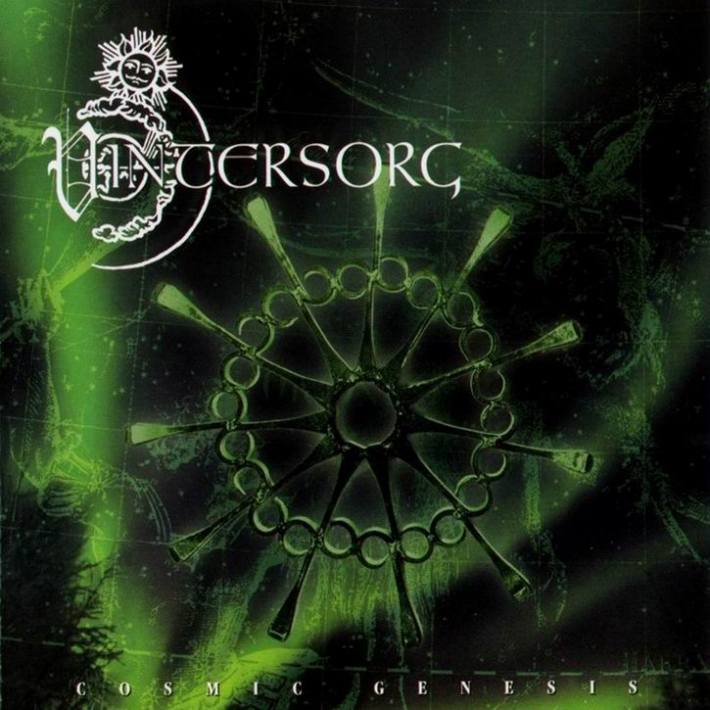 Vintersorg - Cosmic Genesis CD (album) cover