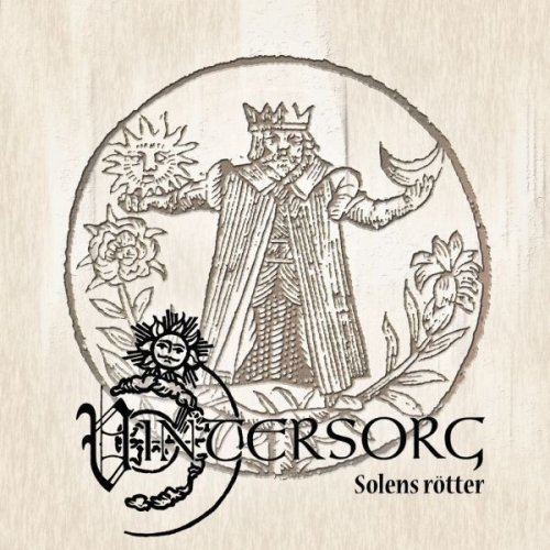 Vintersorg - Solens R�tter CD (album) cover