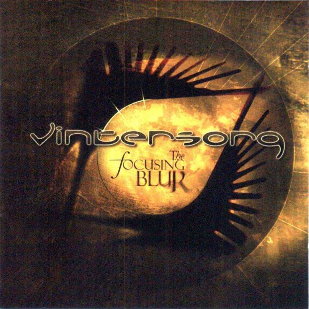 Vintersorg - The Focusing Blur CD (album) cover