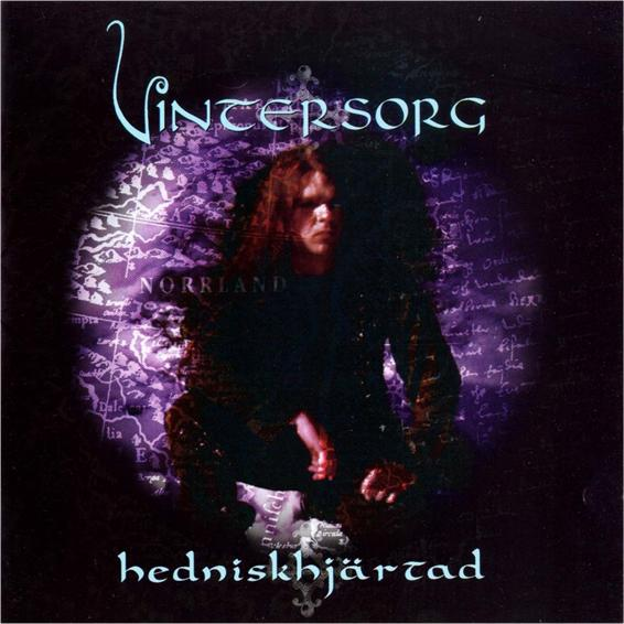 Vintersorg - Hedniskhj�rtad CD (album) cover