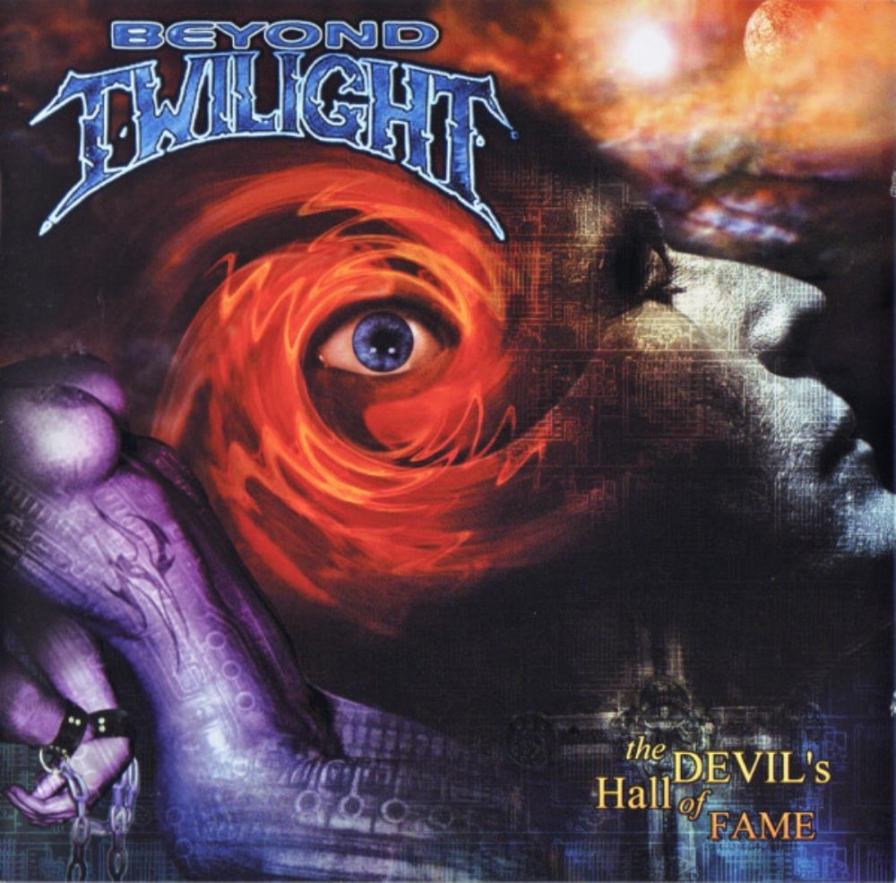Beyond Twilight - The Devil's Hall Of Fame CD (album) cover