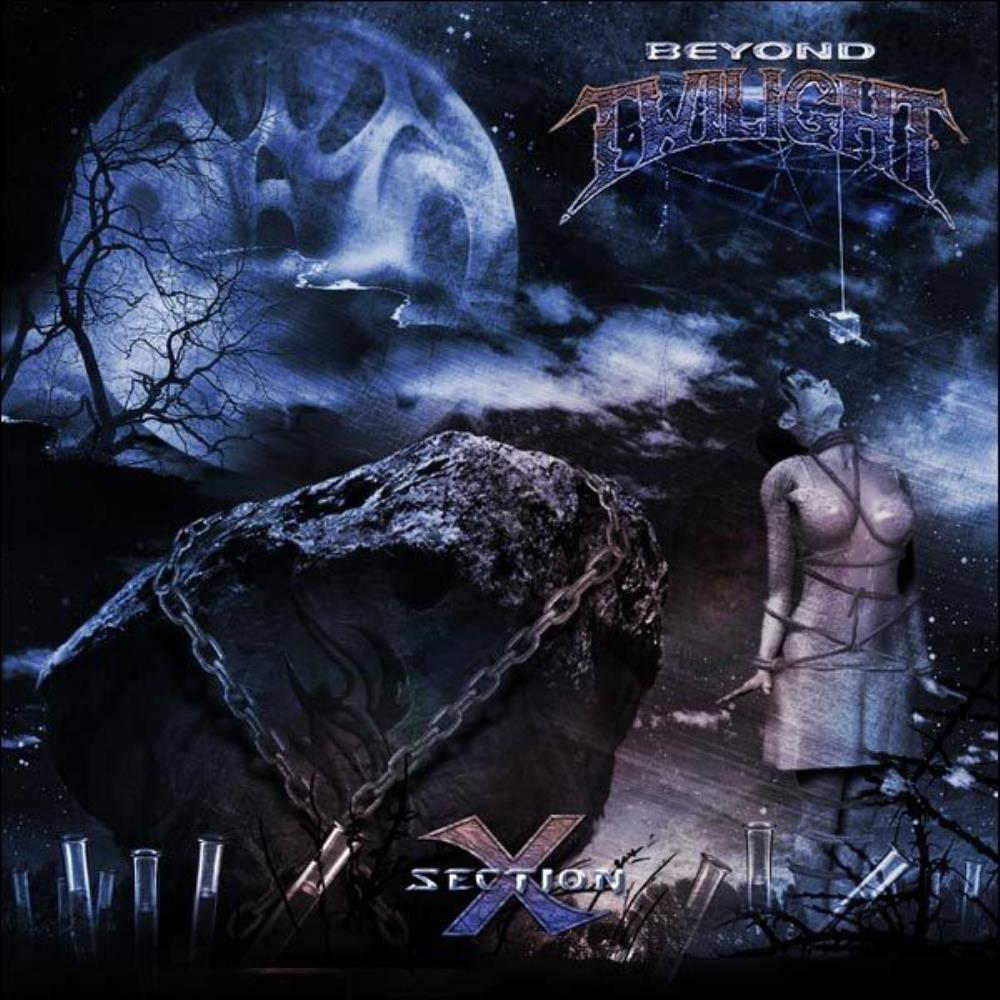 Beyond Twilight - Section X CD (album) cover