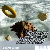 Spiral Realms Solar Wind album cover