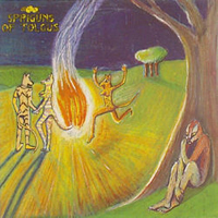 Rowdy Dowdy Day by SPRIGUNS (OF TOLGUS) album cover