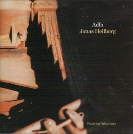 Jonas Hellborg - Adfa (featuring Trilok Gurtu) CD (album) cover
