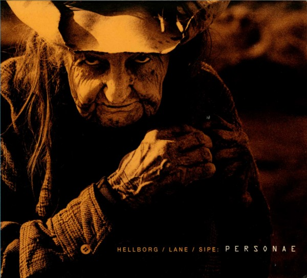 Jonas Hellborg - Personae CD (album) cover