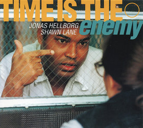 Jonas Hellborg Time Is The Enemy album cover