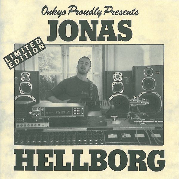 Jonas Hellborg Onkyo Proudly Presents - Jonas Hellborg album cover