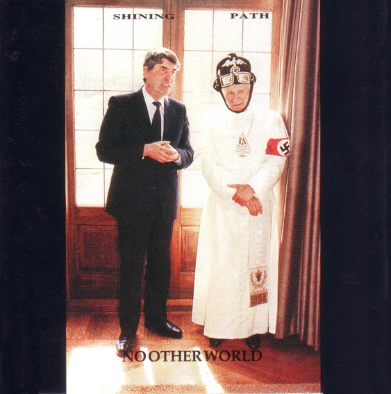 Jonas Hellborg - No Other World (Jonas Hellborg/Johansson brothers, collectively known as The Shining Path) CD (album) cover