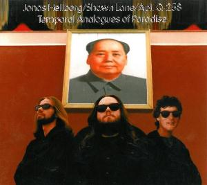 Temporal Analogues Of Paradise (with Shawn Lane / Apt. Q-258) by HELLBORG, JONAS album cover