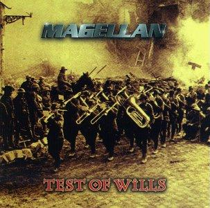 Magellan - Test Of Wills  CD (album) cover