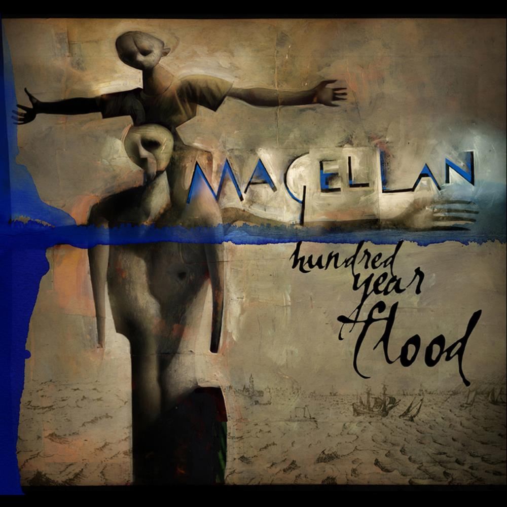 Magellan - Hundred Year Flood CD (album) cover