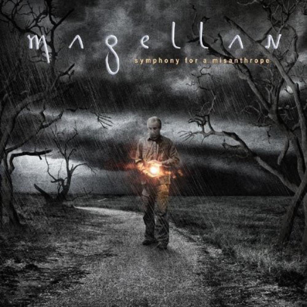 Magellan - Symphony For A Misanthrope CD (album) cover