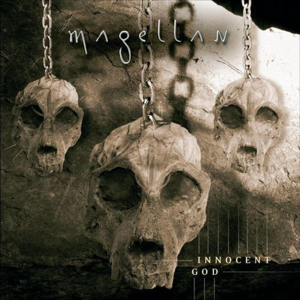 Innocent God by MAGELLAN album cover