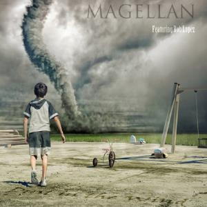Magellan Dust In The Wind album cover