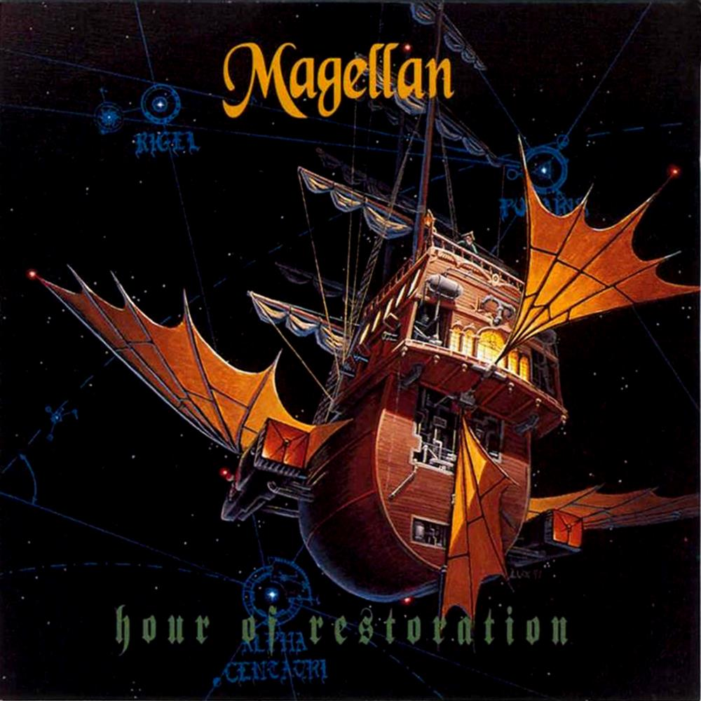 Hour Of Restoration by MAGELLAN album cover