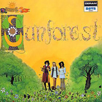 Sunforest - Sound Of Sunforest CD (album) cover